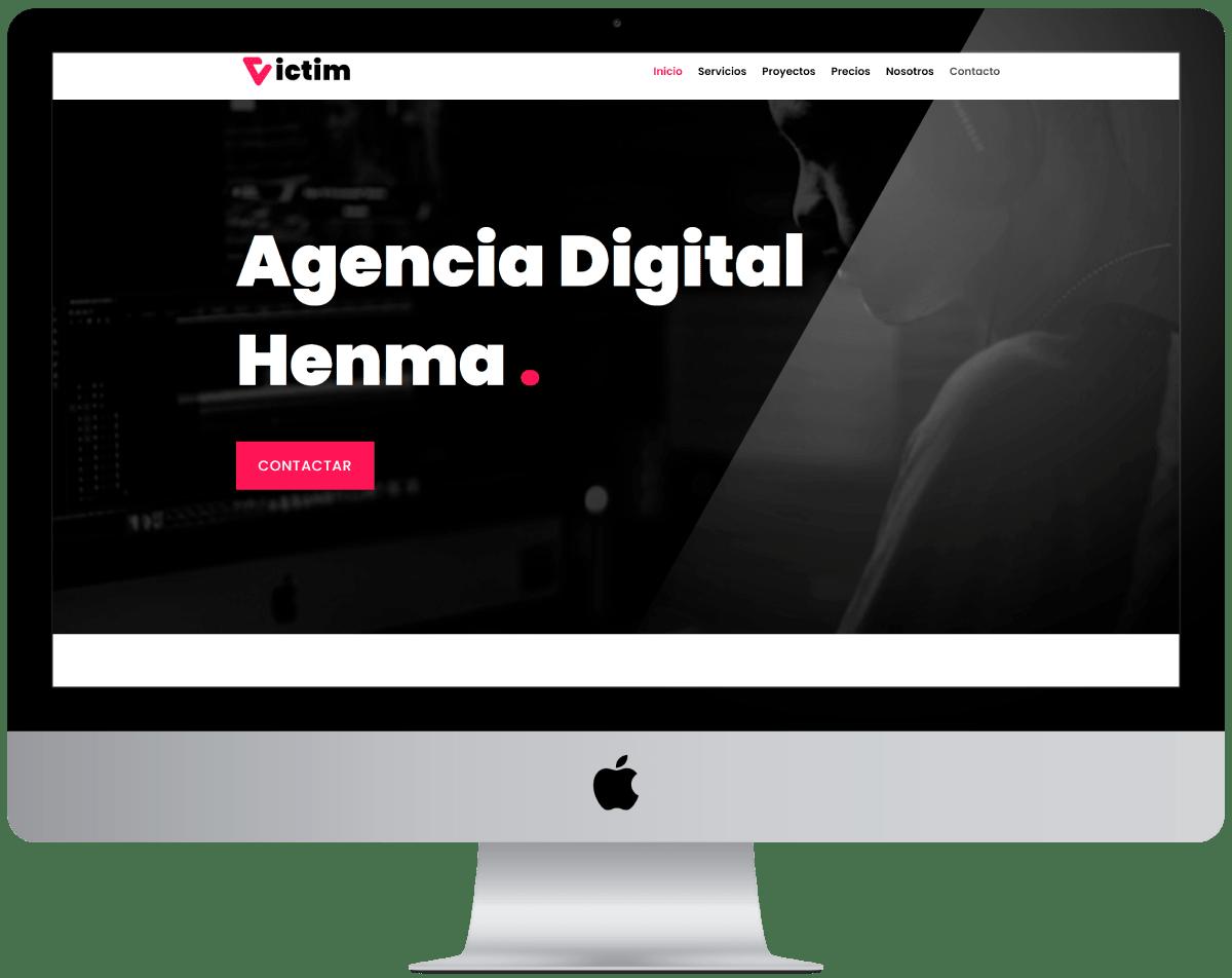 Agencia Web Diseño web Profesional