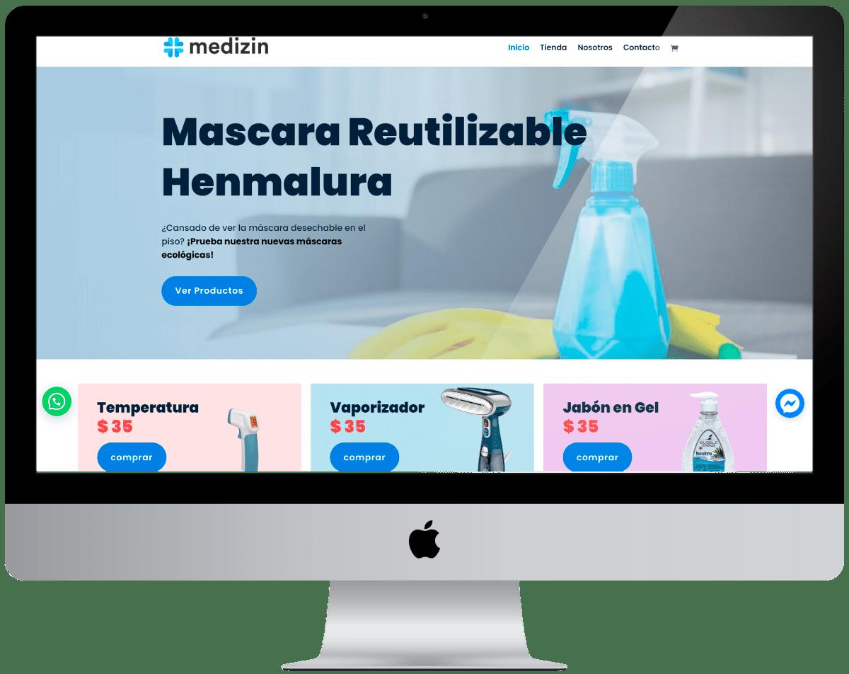 Boutique Diseño web Profesional