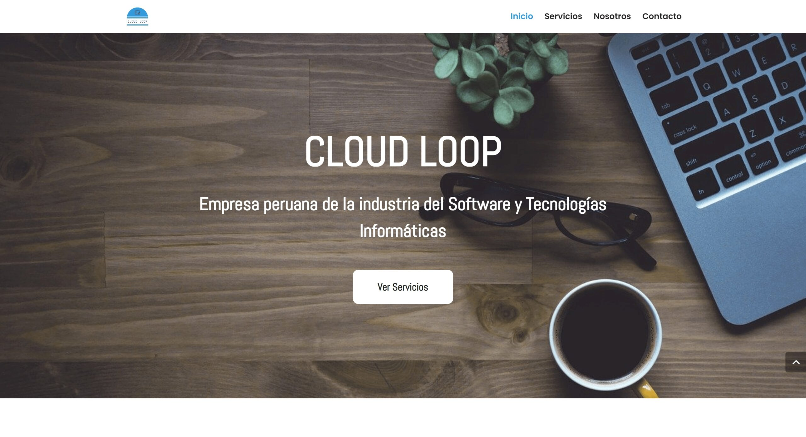 cloudloop scaled 1 Diseño web Profesional